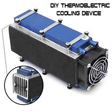 12v 576w 8 Chip Tec1 12706 DIY Thermoelectric Cooler Radiator Air Cooling  Device