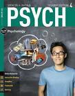 Psych (with Psych Online, 1 Term (6 Months) Printed Access Card) von Spencer A. Rathus (2015, Taschenbuch)