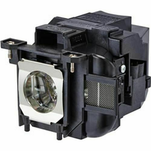 REPLACEMENT BULB FOR EPSON POWERLITE 525W LAMP & HOUSING