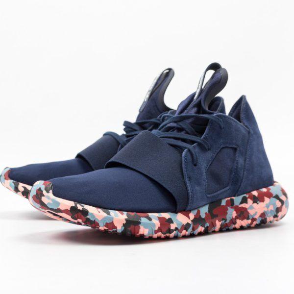 Adidas Tubular Defiant Damens Frauen Sneaker RITA ORA Sneaker Frauen S80293 Blau Gr:38   Neu 4e10b7