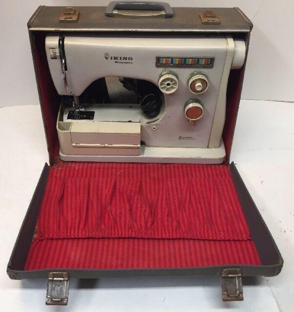 Vintage Husqvarna Viking 40 Sewing Machine Needs Work EBay Awesome Vintage Viking Sewing Machine
