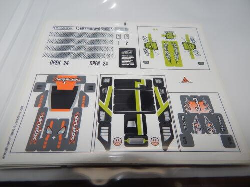 Brick Street Customs #14 63217//4528397 Sheet 2 Lego Sticker for Set 8154
