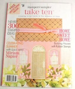 Stampers-Sampler-Take-Ten-Summer-2011-Stampington-Magazine-Back-Issue