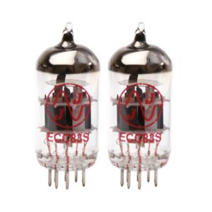 2x ECC83S JJ-Electronic MATCHED NUOVE NEW selezionate, testate 12AX7 - ECC83 JJ