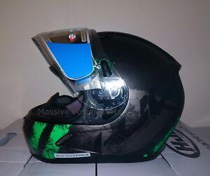 HJC CL-17 Arica Snowmobile Helmet W// Balaclava Red XS S M L XL 2X 3X 4X 5X
