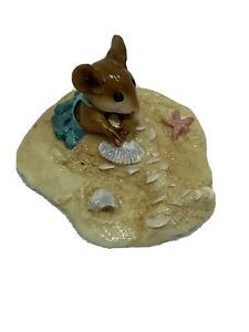 Wee-Forest-Folk-Little-Mer-mouse-William-Peterson-2004-Retired