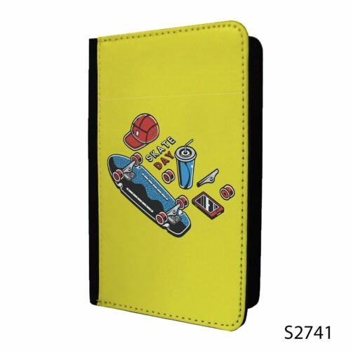 Royaume-Uni Porte-passeport etui housse Skate Collection 1