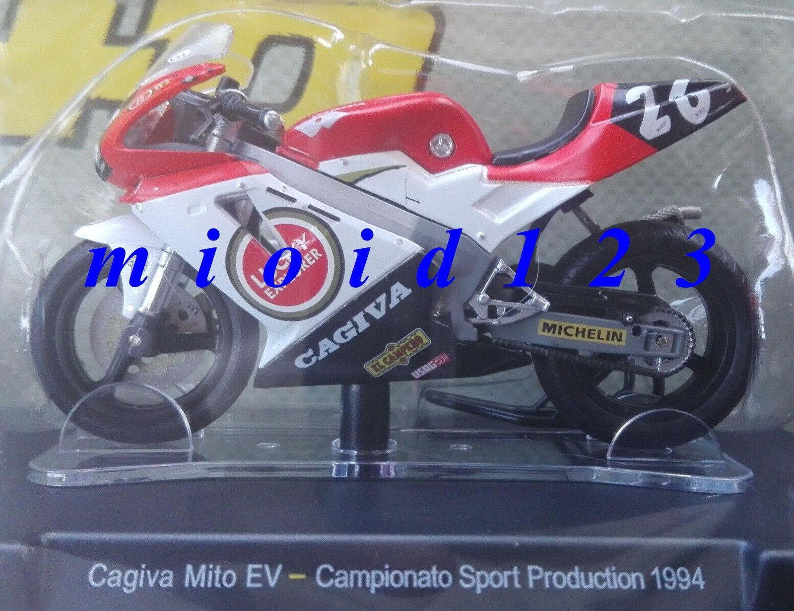 1 18 - ROSSI - CAGIVA MITO EV - Campionato Sport Production 1994