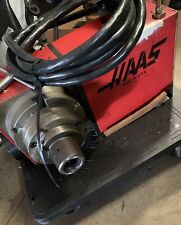 Haas 6 Rotary Table Ndexer 17 Pin With Controller And 5c Collet Chuck