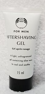 The-Body-Shop-AFTERSHAVING-Men-After-Shave-GEL-Aloe-Vera-Soothe-5-oz-15mL-New