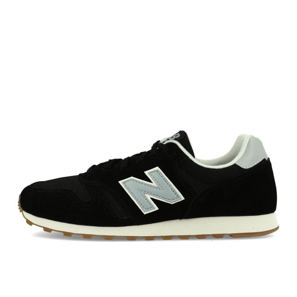 New Balance ML 373 D KBG Black Blue Schuhe Sneaker Schwarz Blau
