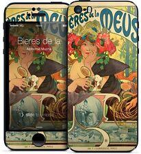 Gelaskin Gelaskins iPhone 5 Alphonse Mucha Bieres de la Meuse