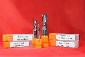 2-Flute-Solid-Carbide-Intercarb-Slot-Drill-End-Mill