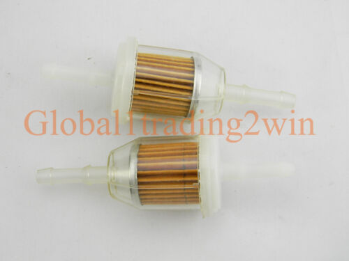 2x Nouveau Filtre à carburant pour 120-436//Kohler 25 050 22-S Haute Qualité