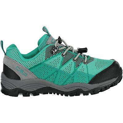 Energico Cmp Trekking Scarpe Outdoorschuh Kids Tauri Low Trekking Shoes Wp Turchese-mostra Il Titolo Originale