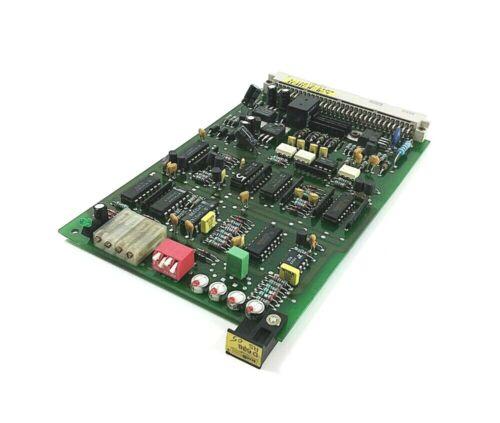 Berger Lahr d638 rs05-used-tarjeta de control motor PAP