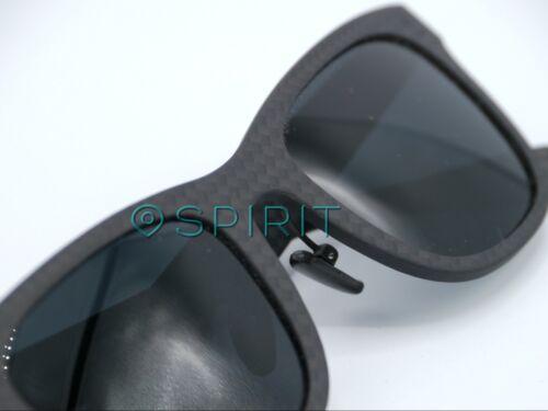 caso fibra di carbonio 100/% di carbonio nero con occhiali da sole Fibre polarizzato lenti Inc