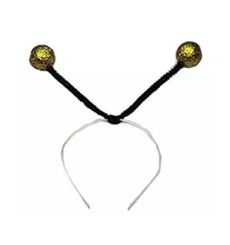 Antenna Insect Bee Fairy Butterfly Gold or Silver Child Teen Adult