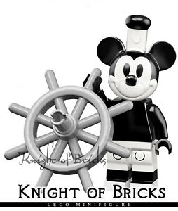 LEGO-Disney-Series-2-71024-Vintage-Mickey-Minifigure-1
