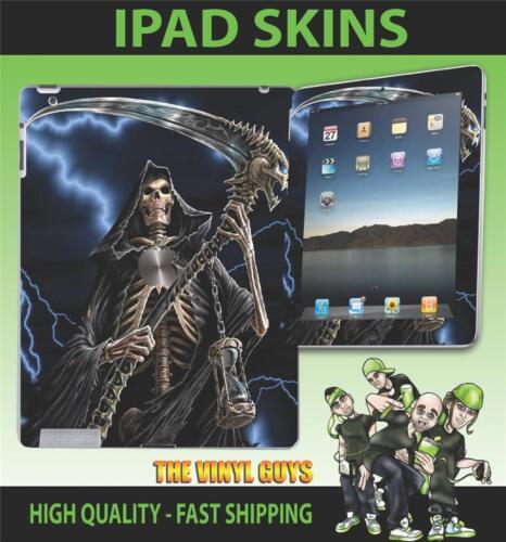 4G /& WIFI Adesivo Vinile Morte Angel of Death alleggerimento della Pelle 3G IPad 2 3
