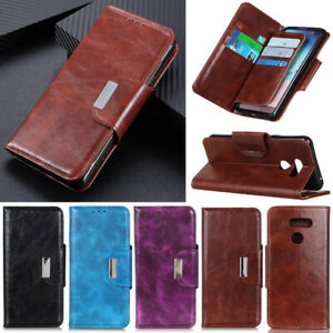 Luxury-6-Card-Wallet-Leather-Flip-Case-Cover-For-LG-K40-K51-G8X-Q60-Q70-Stylo-6