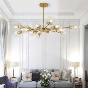 Details About Large Chandelier Lighting Kitchen Pendant Light Bar Lamp Home Gold Ceiling Light