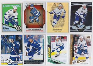 Tampa-Bay-LIGHTNING-Lot-100-Cards-Stamkos-Kucherov-Point-Hedman-Killorn
