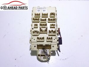 Details about TOYOTA YARIS 99-05 INTERIOR FUSE BOX BCM CONTROL MODULE on