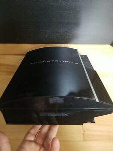 Sony Playstation 3 PS3 40GB Console Fat CECHH01 - For Parts/Repair - Free Ship