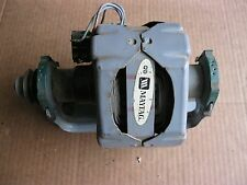 MAYTAG ELECTRIC APPLIANCE MOTOR- 1/4 HP POB130A- USED -WORKING CONDITION