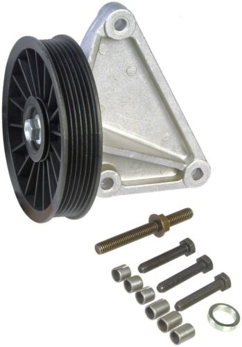 HE A//C Compressor Bypass Pulley fits 1990-1997 Ford F-250 F-350 Ranger  DORMAN