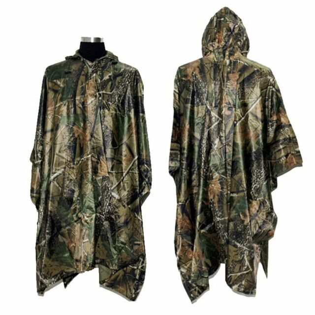 Fall Spring Camouflage Military Hunting Real Tree Sleeping Bag for Single