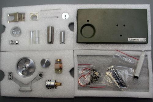 k110 Bausatz Kit  Stirling Motor Heißluft  Stirling Engine Modell  m. LED