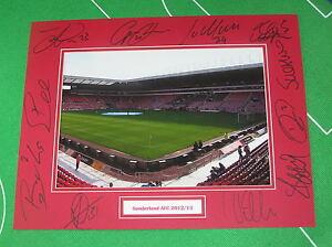 Sunderland-AFC-Stadium-of-Light-Photo-Mount-Multi-Signed-11-2012-13-Squad
