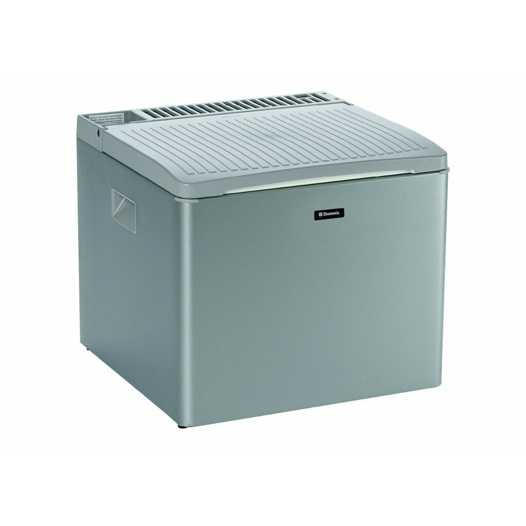 Dometic GC Waeco RC 1205 GC Dometic Elektrische Absorber- Kühlbox mit 12/230V und Gas-Ansch ddf271