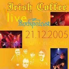 Irish Coffee: Live Rock Palazzo 21.12.2005; Second Battle CD NUOVO