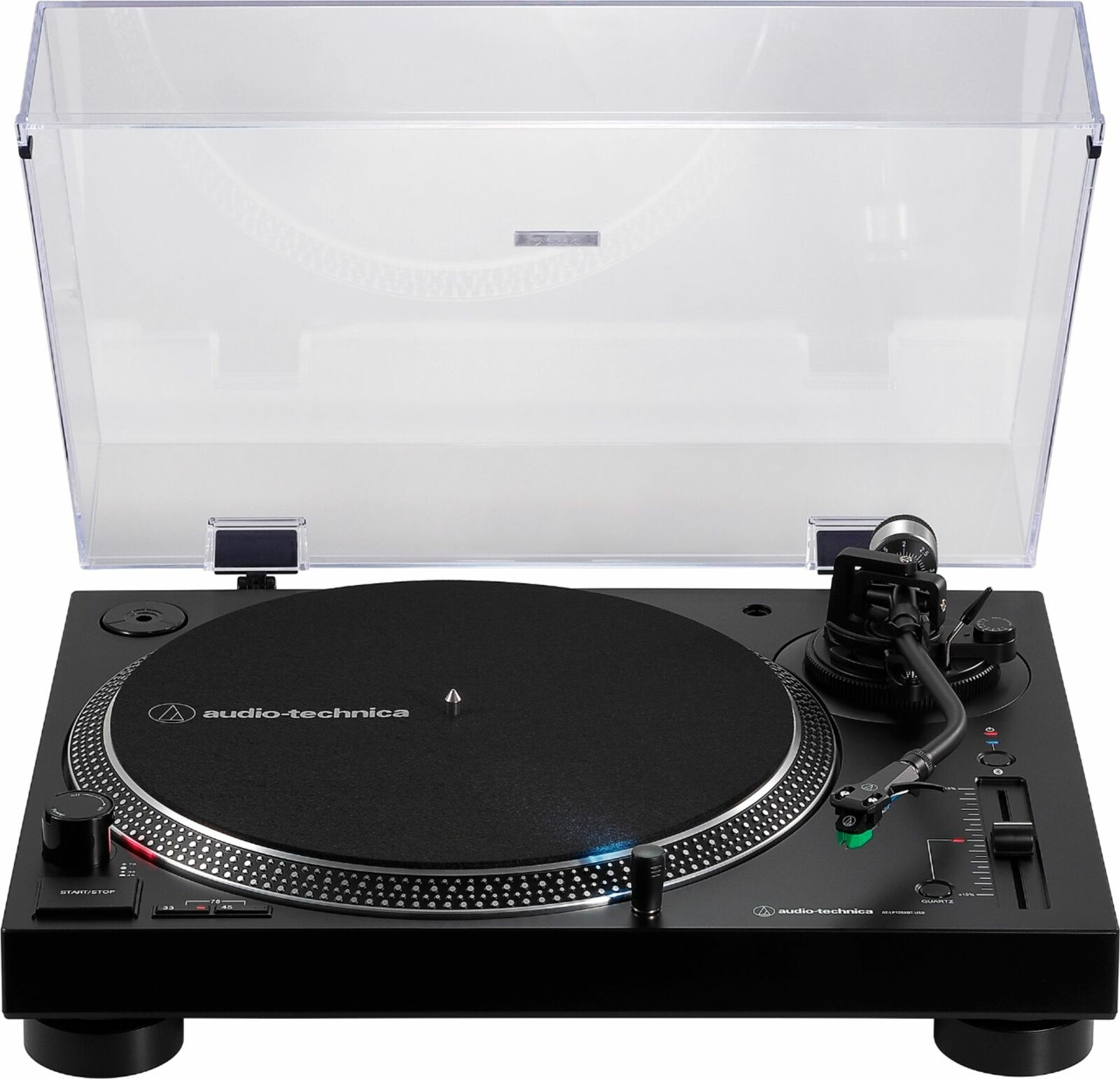 Audio-Technica - ATLP120XBT Bluetooth Stereo Turntable - Black. Buy it now for 299.99