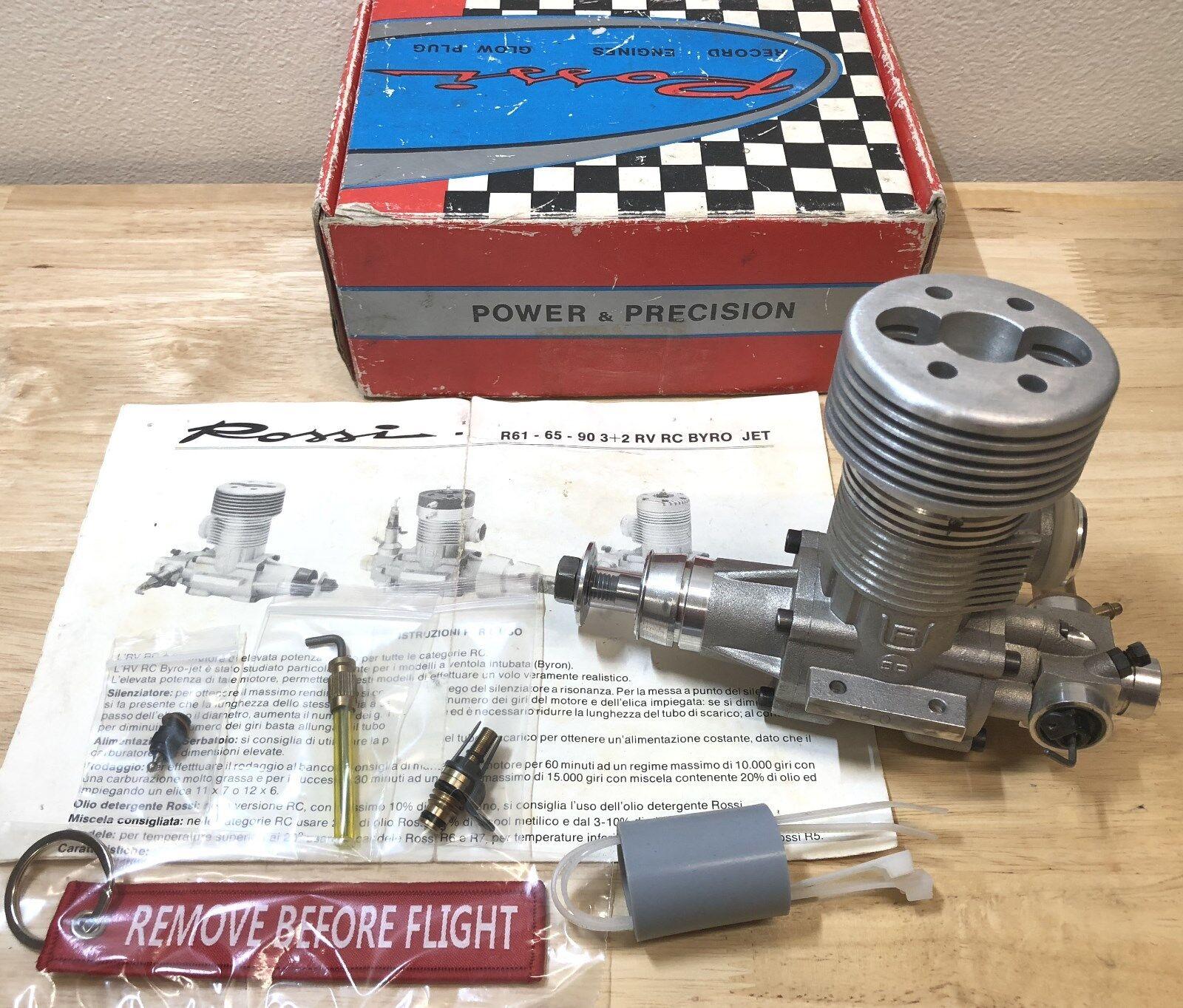 Rossi 90 R Ducted Fan Engine Rear Exhaust NIB