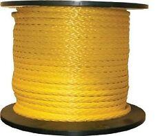 Corde de treuil Dyneema  corde 8mm Rupture 6,5T Longueur15 m