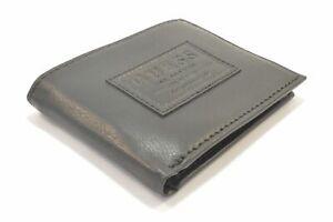 Guess-31GO220052-Men-s-RFID-Blocking-Security-Black-Bifold-Wallet