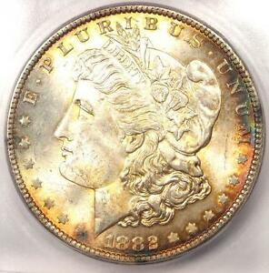 1882-P-1882-Morgan-Silver-Dollar-1-ICG-MS65-Rare-in-MS65-585-Value