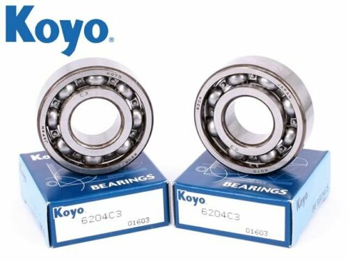 Yamaha YZ 50 1980-1980 Koyo Crank Shaft Bearing Kit