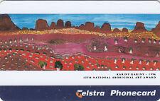 Phonecard Australia $50 Karinya Karinya chip card exp 06/2000, uncommon card