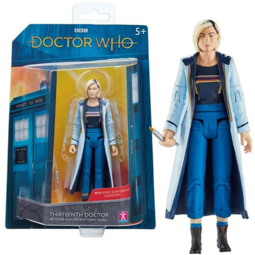 """Doctor Who 13th Doctor 5.5/"""" Action Figure New 0DW-06845"""