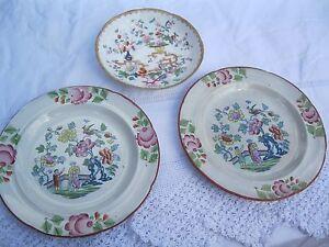 Image is loading Minton-Chinese-tree-dish-No-2067-2-oriental-  sc 1 st  eBay & Minton Chinese tree dish No 2067 . 2 oriental plates   eBay