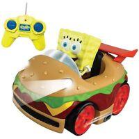 Nkok Remote Control Krabby Patty Vehicle With Spongebob , New, Free Shipping on sale