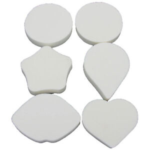Makeup-Applicator-Sponges-Body-Collection-Blenders-Shaped-Tools-Set-of-6