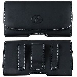 For-Apple-iPhone-Leather-Belt-Clip-Holster-Fits-with-Mophie-Juice-Pack-on-it
