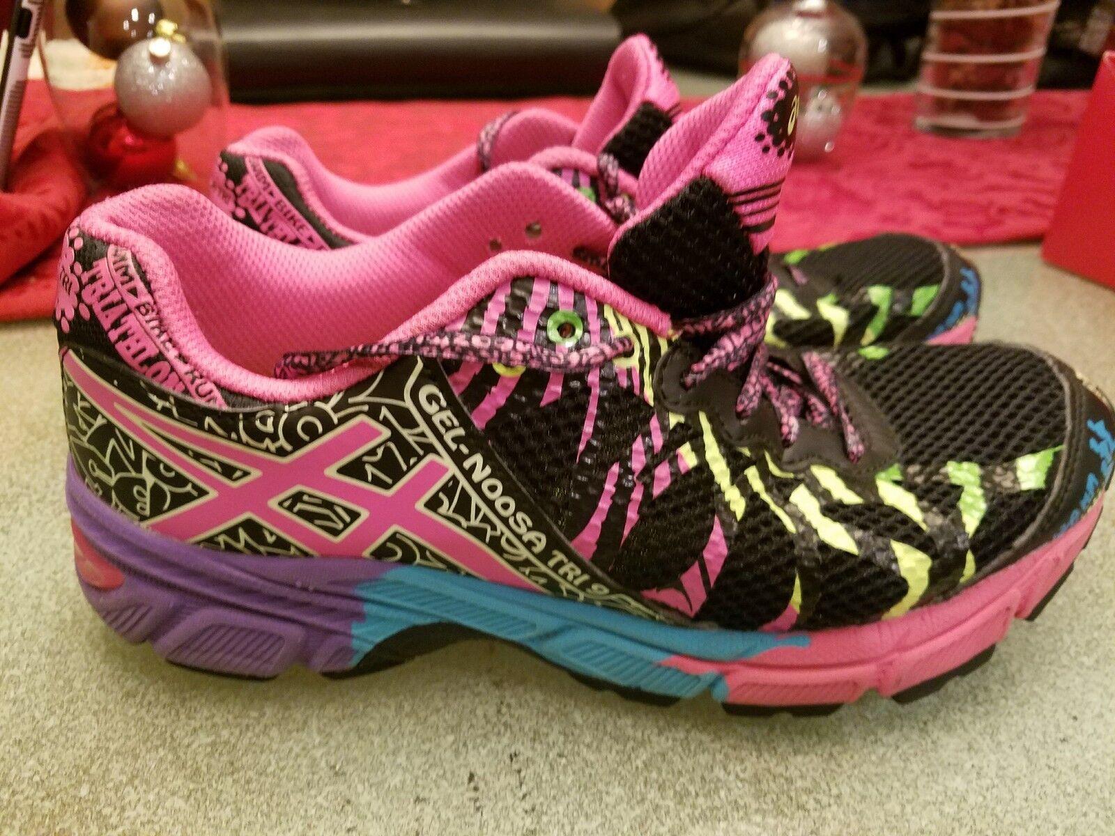 Asics Gel mujer Noosa Tri 9 running mujer Gel cómodos zapatos nuevos para hombres y mujeres, el limitado tiempo de descuento e363e1