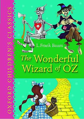Baum L.Frank, The Wonderful Wizard of Oz, Very Good Book